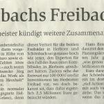 Artikel Schoenbad 07.11.2015
